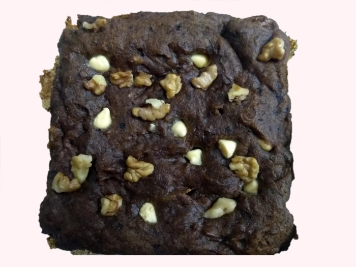 Multigrain Brownie