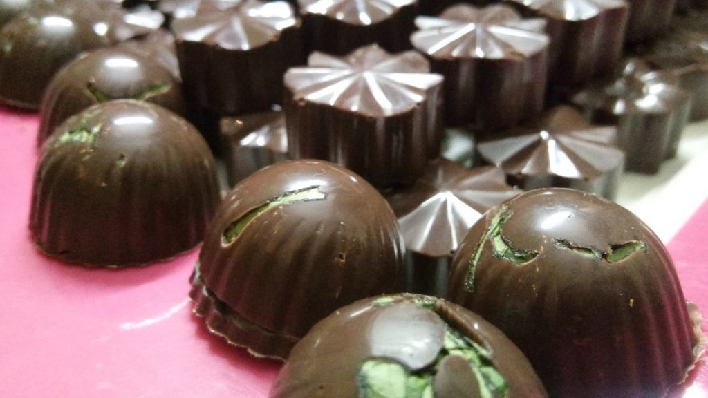 Paan chocolates