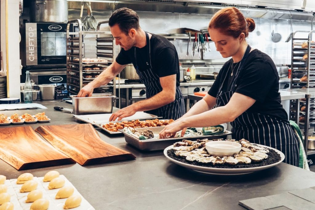 Working in a professional kitchen as an employee has its own set of learnings